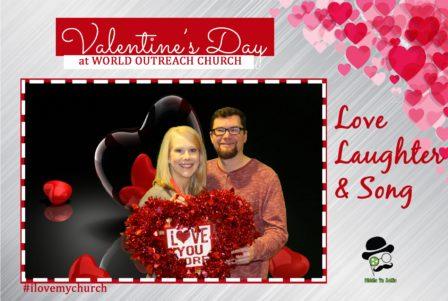 Valentine's Day @ World Outreach Church