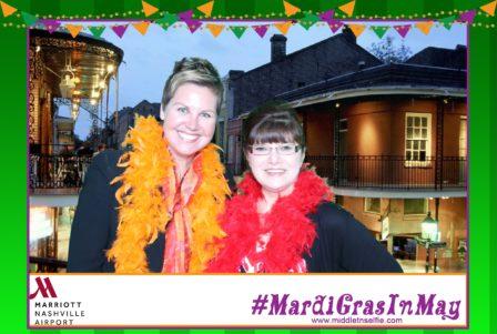 Mardi Gras In May @ Marriott Nashville Airport