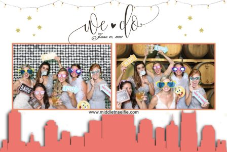 Nashville Destination Wedding @ Long Hollow Gardens