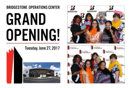 Bridgestone Grand Opening