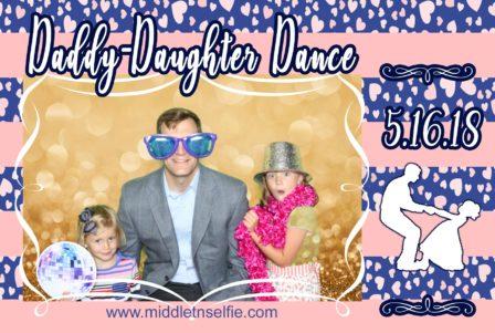 Daddy Daughter Dance @ First United Methodist Church